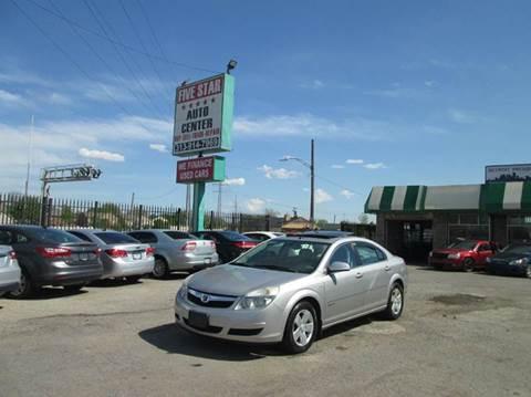 2007 Saturn Aura for sale at Five Star Auto Center in Detroit MI