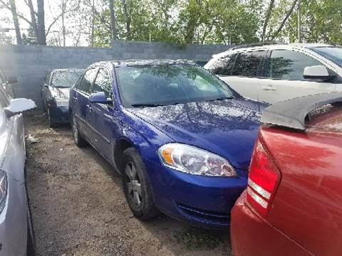 2007 Chevrolet Impala for sale at Five Star Auto Center in Detroit MI