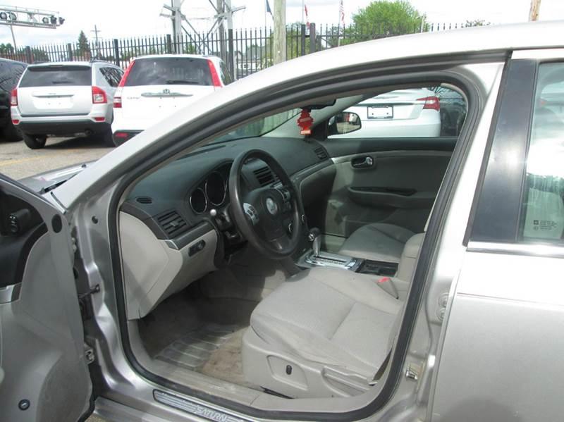 2008 Saturn Aura for sale at Five Star Auto Center in Detroit MI