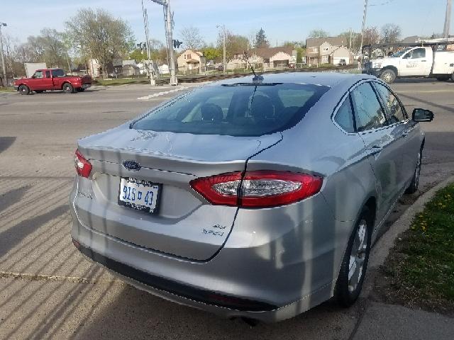 2014 Ford Fusion for sale at Five Star Auto Center in Detroit MI