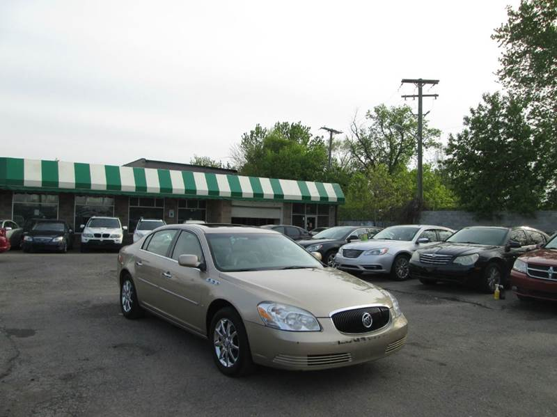 2006 Buick Lucerne for sale at Five Star Auto Center in Detroit MI