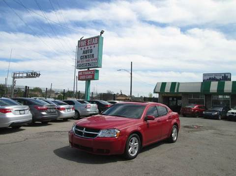 2011 Dodge Avenger for sale at Five Star Auto Center in Detroit MI