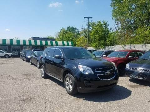 2010 Chevrolet Equinox for sale at Five Star Auto Center in Detroit MI