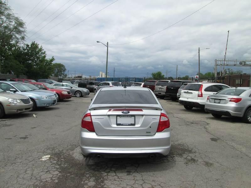 2010 Ford Fusion for sale at Five Star Auto Center in Detroit MI