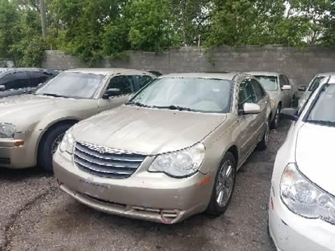 2007 Chrysler Sebring for sale at Five Star Auto Center in Detroit MI
