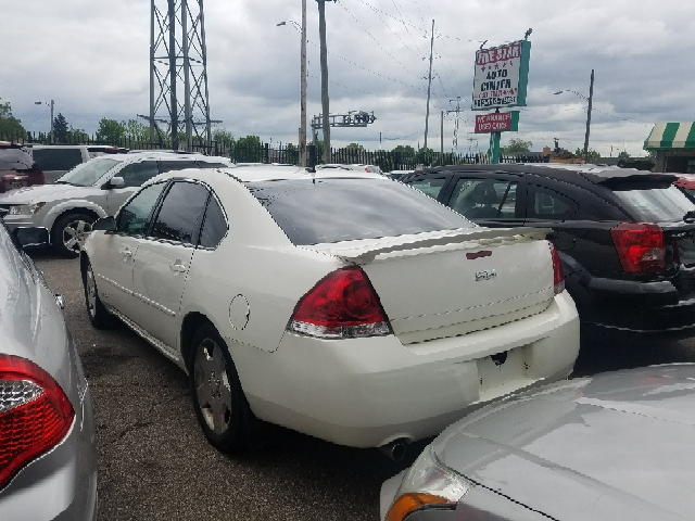 2008 Chevrolet Impala for sale at Five Star Auto Center in Detroit MI