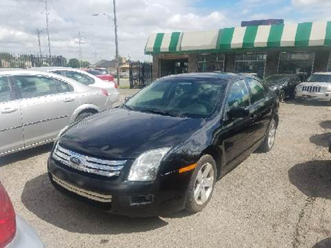 2006 Ford Fusion for sale at Five Star Auto Center in Detroit MI