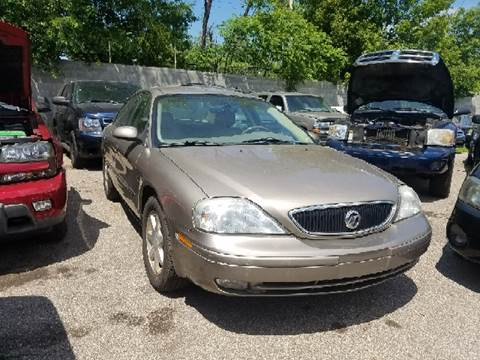 2003 Mercury Sable for sale at Five Star Auto Center in Detroit MI