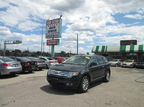 2007 Ford Edge for sale at Five Star Auto Center in Detroit MI