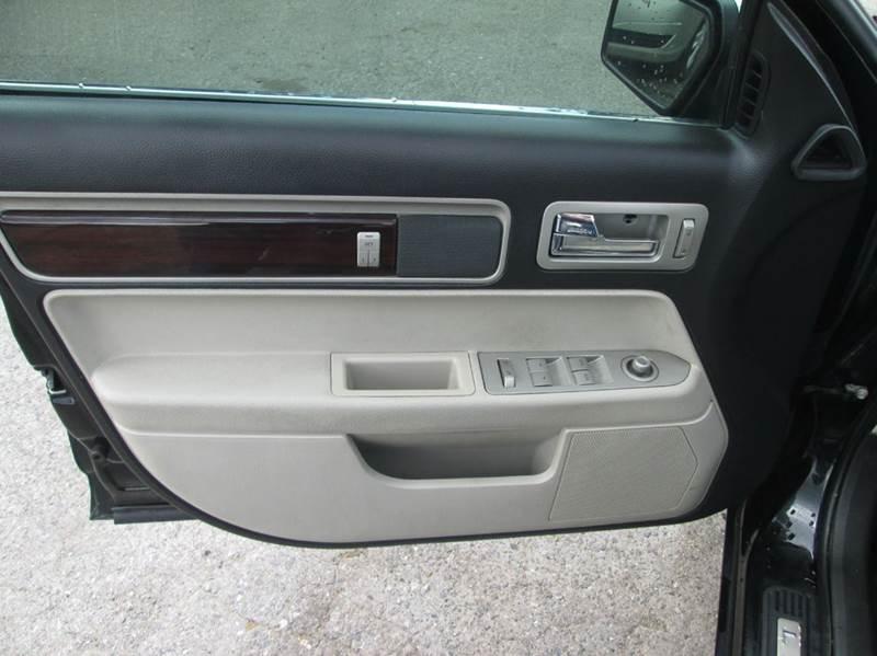 2008 Lincoln MKZ for sale at Five Star Auto Center in Detroit MI