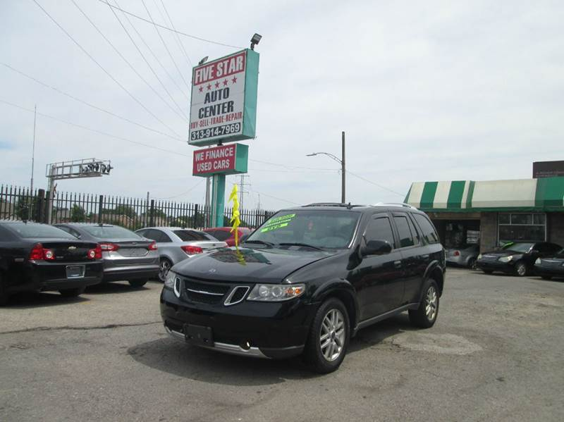 2008 Saab 9-7X for sale at Five Star Auto Center in Detroit MI