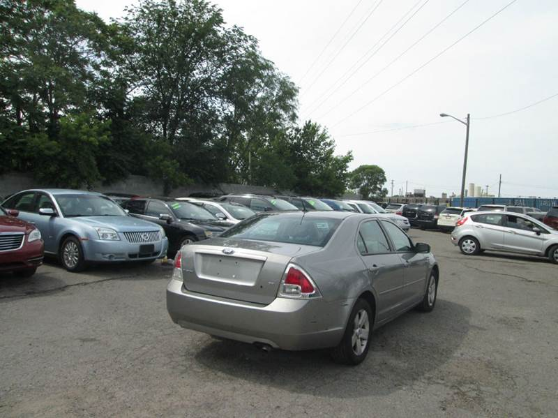 2008 Ford Fusion for sale at Five Star Auto Center in Detroit MI