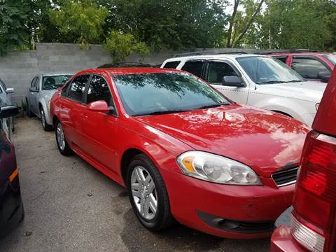 2009 Chevrolet Impala for sale at Five Star Auto Center in Detroit MI