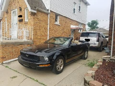 2007 Ford Mustang for sale at Five Star Auto Center in Detroit MI