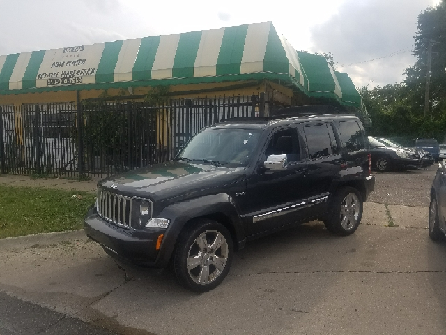 2011 Jeep Liberty for sale at Five Star Auto Center in Detroit MI