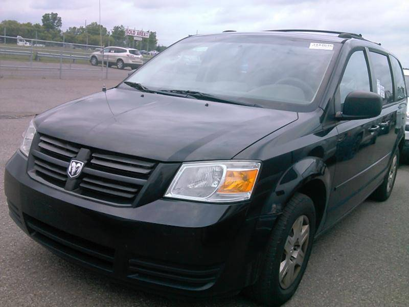 2009 Dodge Grand Caravan for sale at Five Star Auto Center in Detroit MI
