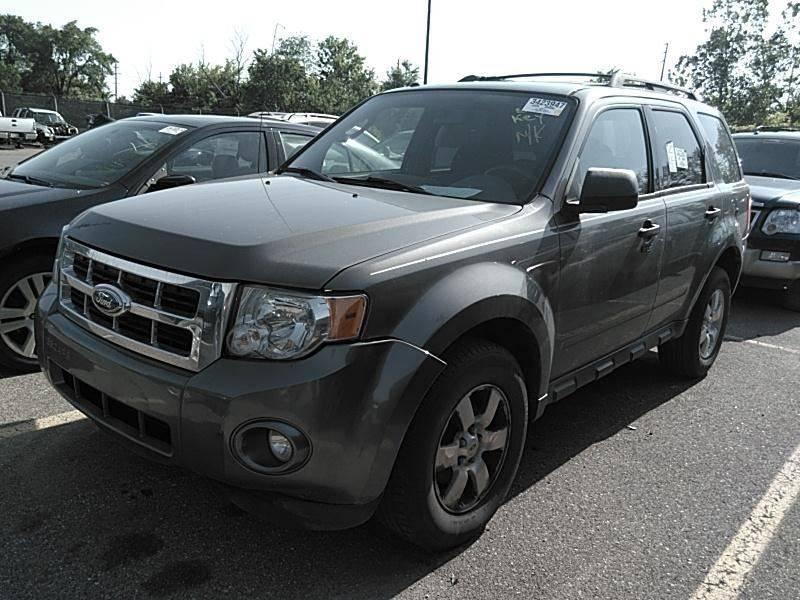 2009 Ford Escape for sale at Five Star Auto Center in Detroit MI
