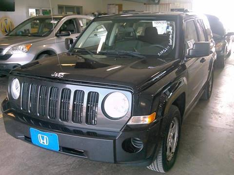 2009 Jeep Patriot for sale at Five Star Auto Center in Detroit MI