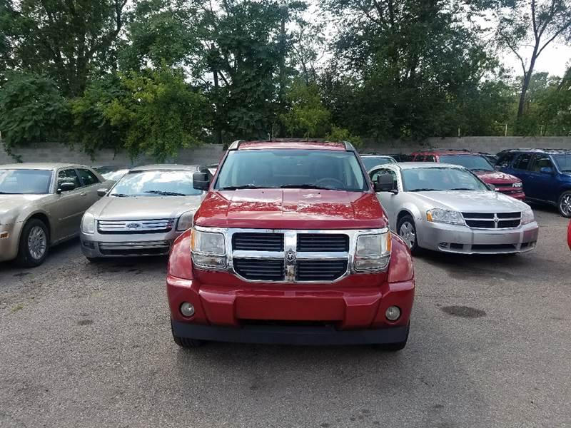 2007 Dodge Nitro for sale at Five Star Auto Center in Detroit MI