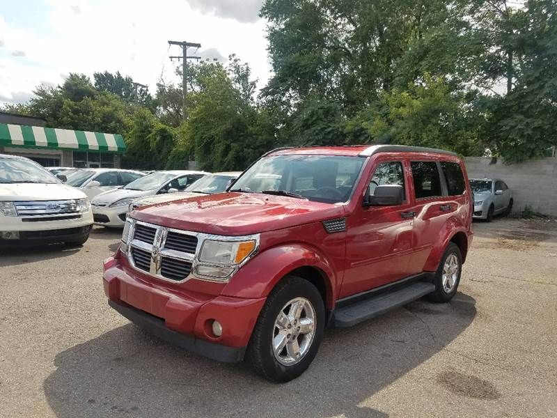 2007 Dodge Nitro for sale at Five Star Auto Center in Detroit MI