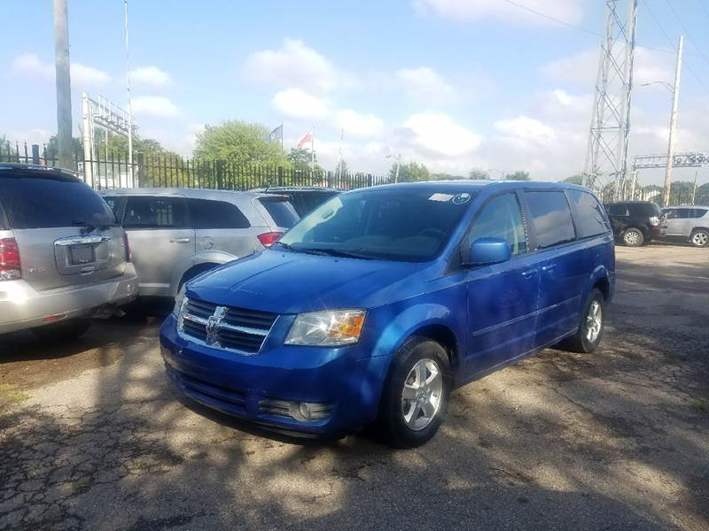 2008 Dodge Grand Caravan for sale at Five Star Auto Center in Detroit MI