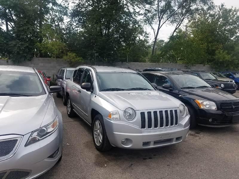 2008 Jeep Compass for sale at Five Star Auto Center in Detroit MI