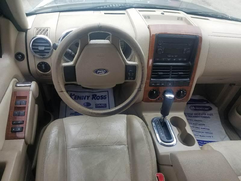 2007 Ford Explorer for sale at Five Star Auto Center in Detroit MI