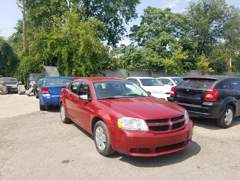 2008 Dodge Avenger for sale at Five Star Auto Center in Detroit MI