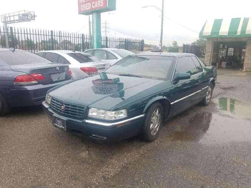 1997 Cadillac Eldorado for sale at Five Star Auto Center in Detroit MI