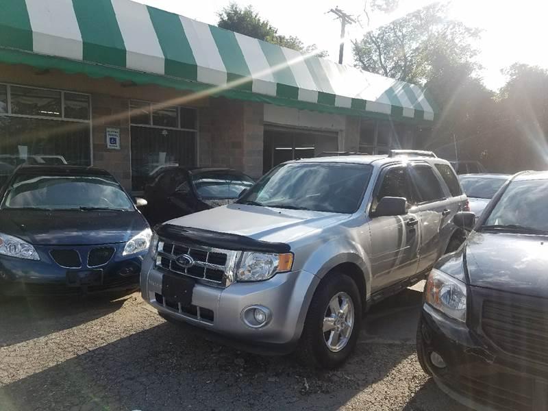 2011 Ford Escape for sale at Five Star Auto Center in Detroit MI