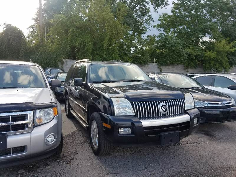 2006 Mercury Mountaineer for sale at Five Star Auto Center in Detroit MI
