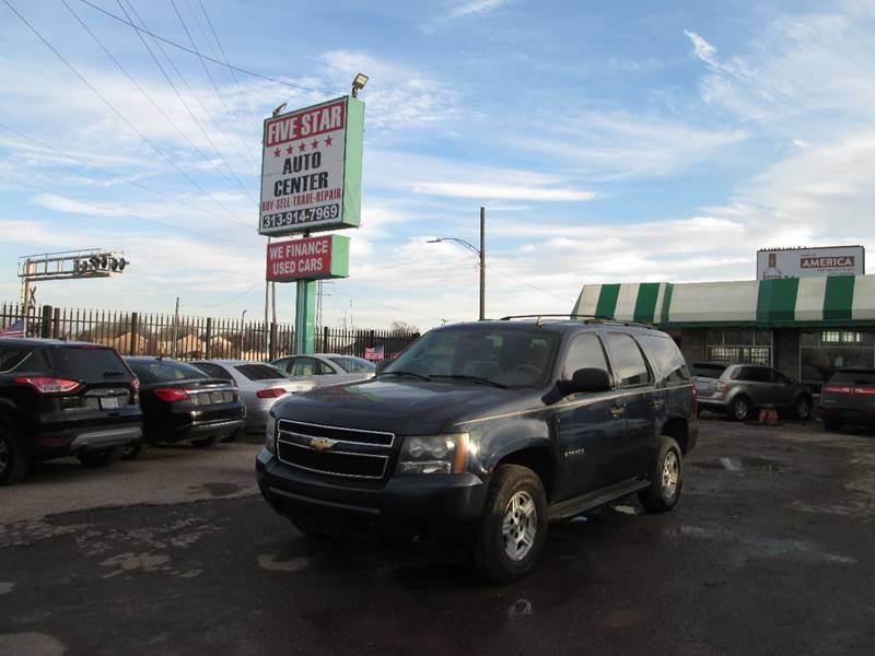 Used Chevrolet Tahoe For Sale Detroit MI CarGurus - Chevrolet dealers detroit
