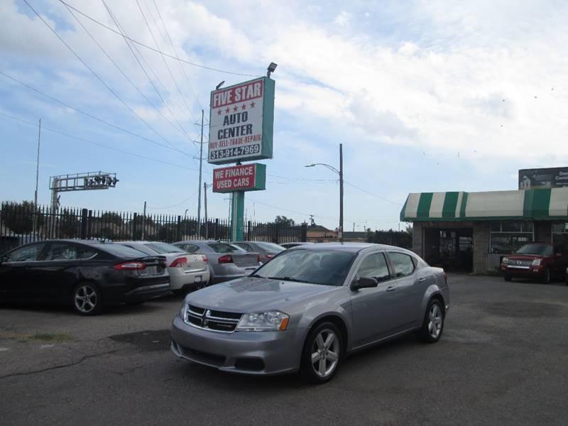 Five Star Auto Center – Car Dealer in Detroit, MI