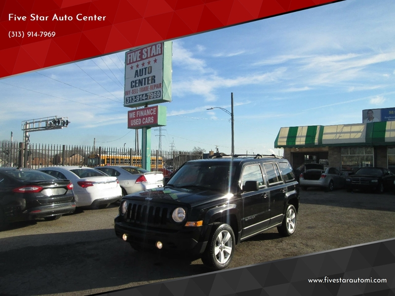 Five Star Auto Center Car Dealer In Detroit Mi