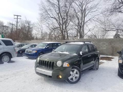 2007 Jeep Compass for sale in Detroit, MI