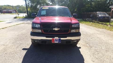2005 Chevrolet Silverado 1500 for sale in Tyler, TX
