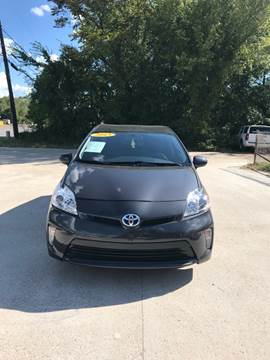 2015 Toyota Prius for sale at MENDEZ AUTO SALES in Tyler TX