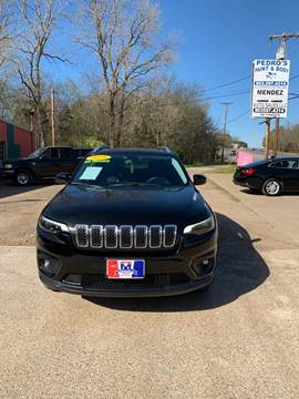 2019 Jeep Cherokee for sale in Tyler, TX