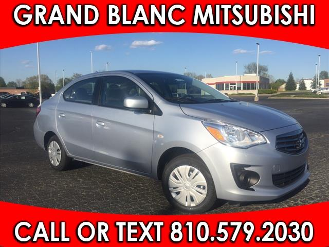 2017 Mitsubishi Mirage G4 ES 4dr Sedan CVT - Grand Blanc MI