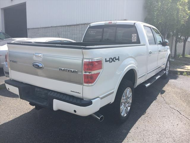2013 Ford F-150 Platinum - Grand Blanc MI