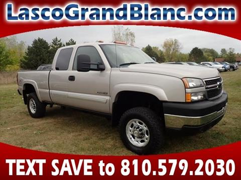 2007 Chevrolet Silverado 2500HD Classic for sale in Grand Blanc, MI