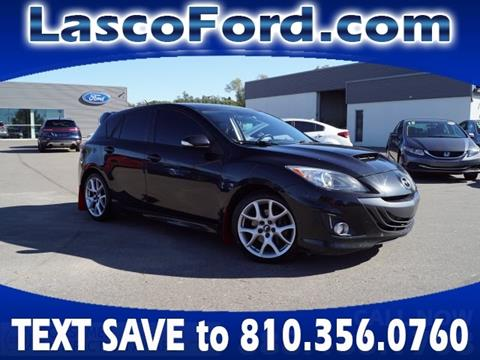 2012 Mazda MAZDASPEED3 for sale in Grand Blanc, MI