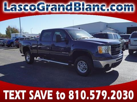 2009 GMC Sierra 2500HD for sale in Grand Blanc, MI