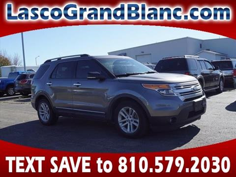 2011 Ford Explorer for sale in Grand Blanc, MI