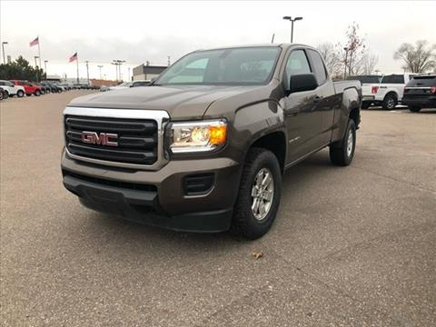 2015 GMC Canyon for sale in Grand Blanc, MI