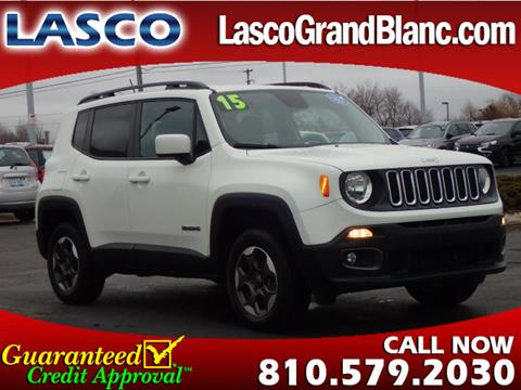 2015 Jeep Renegade for sale in Grand Blanc, MI
