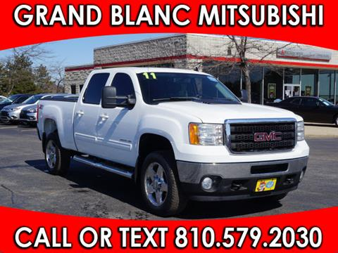 2011 GMC Sierra 2500HD for sale in Grand Blanc, MI