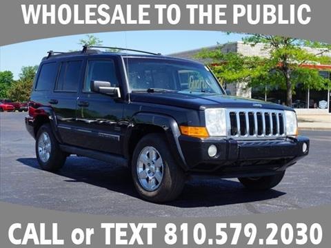 2007 Jeep Commander for sale in Grand Blanc, MI