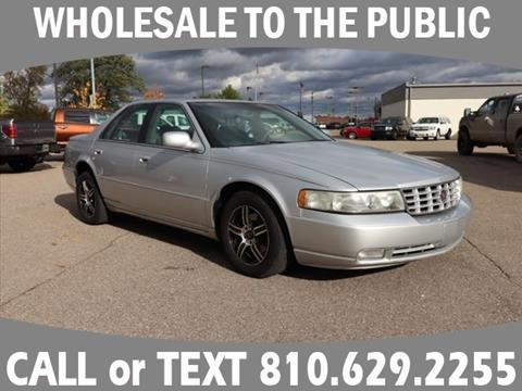 2003 Cadillac Seville for sale in Grand Blanc, MI