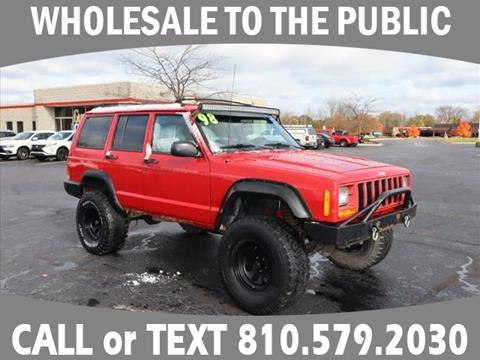 1998 Jeep Cherokee for sale in Grand Blanc, MI